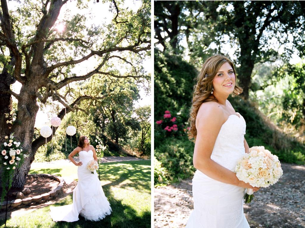 Modesto Bridal Photography