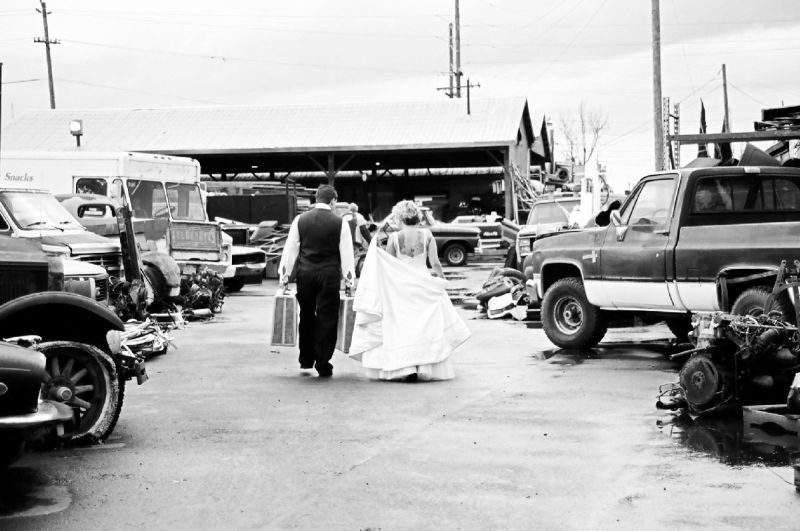 Trash the Dress Modesto