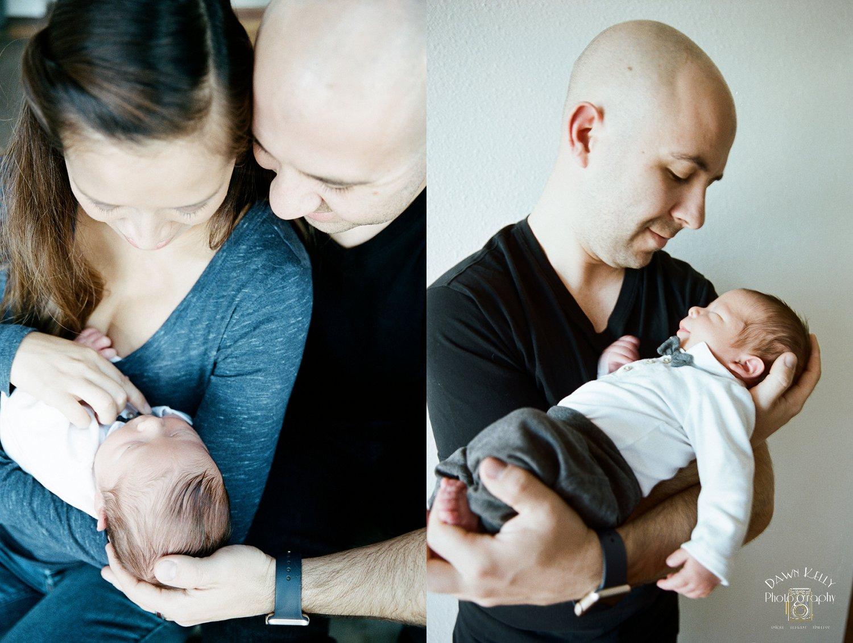 Modesto newborn pictures