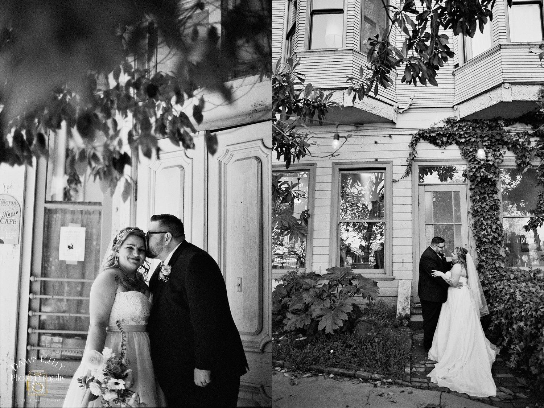 Hotel Burlington wedding