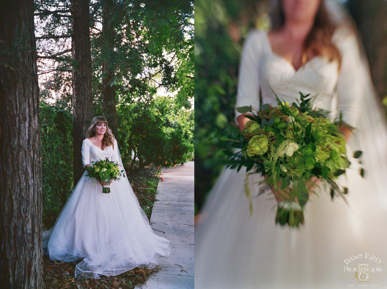 Figamarole bridal portraits