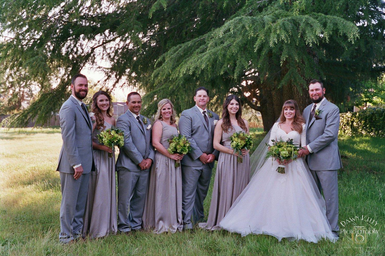 Bridal Party Turlock